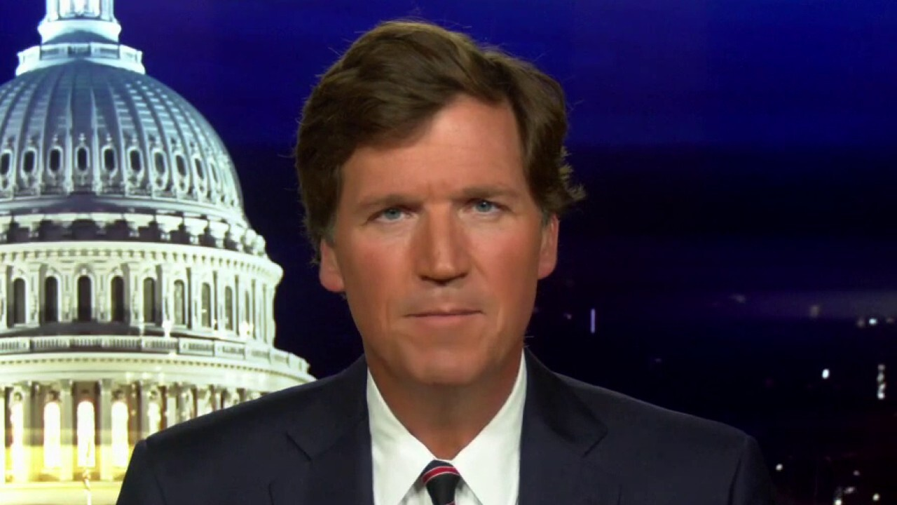 Tucker Carlson: Biden's plan for America is a promise to utterly remake the country