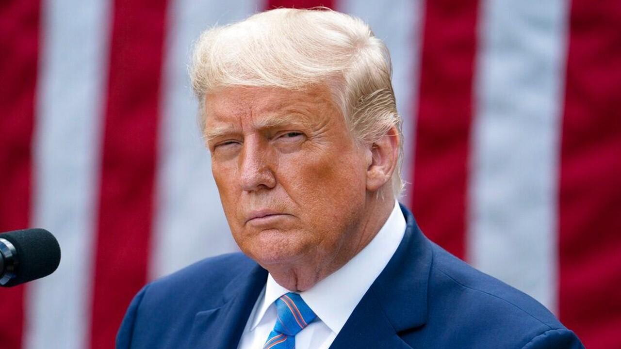 Trump still rips 'stolen' election