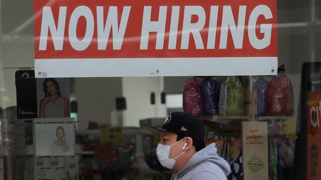 Larry Kudlow on February jobs report: US economy will see stronger numbers once vaccines take hold