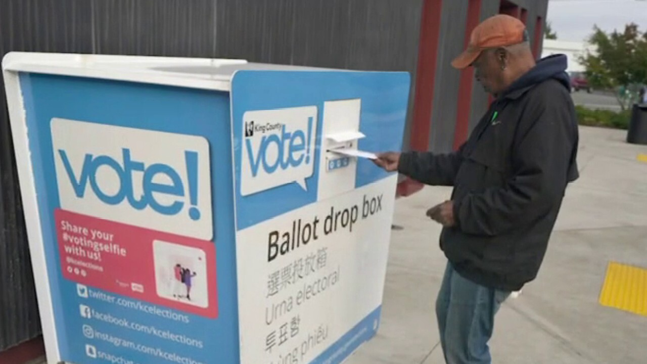 FEC Commissioner on mail-in voting: 'People can trust the system'