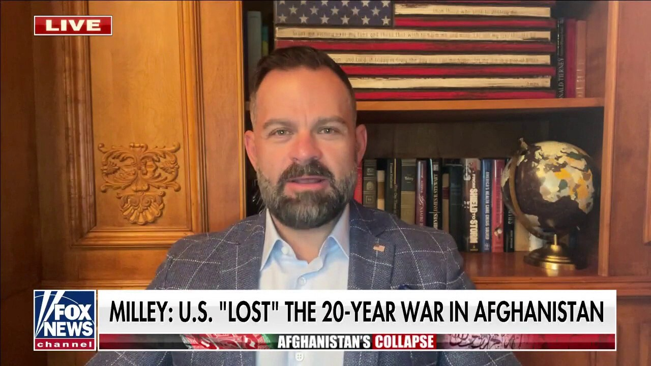 Army combat vet: Afghanistan a 'failure across the board'