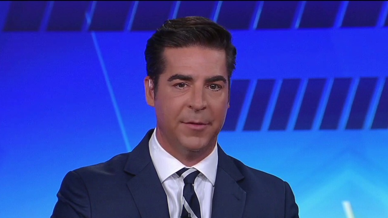 Jesse Watters 'couldn't tell what was going on' during Biden address