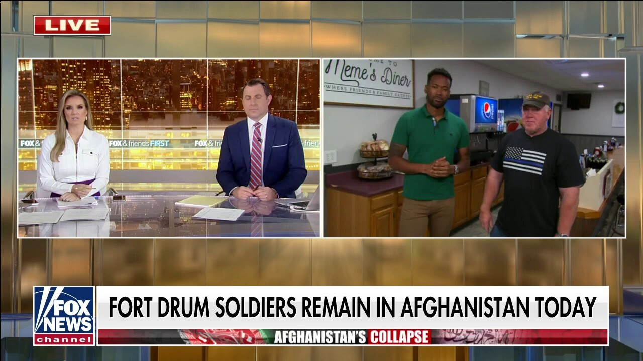 Fort Drum soldiers remain deployed to Afghanistan