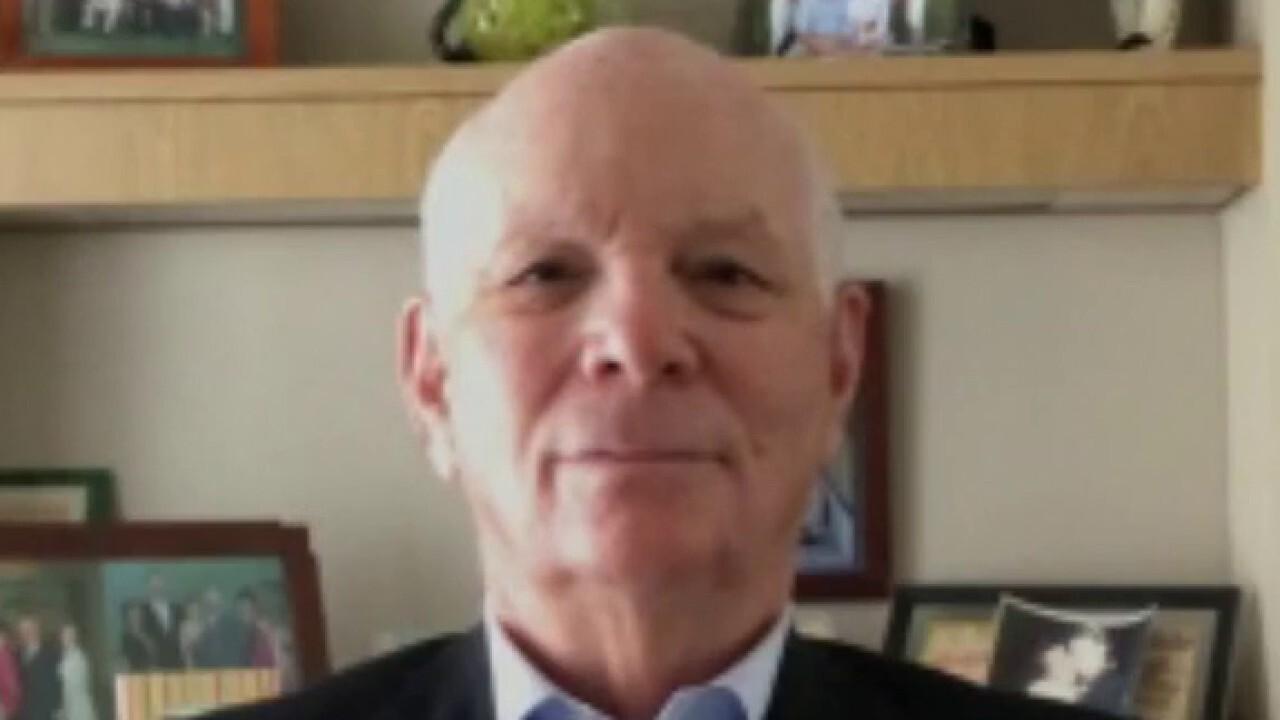 Sen. Ben Cardin on calls for increased COVID-19 testing, federal response to coronavirus crisis