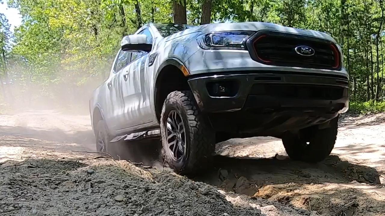 Test drive: 2021 Ford Ranger Tremor