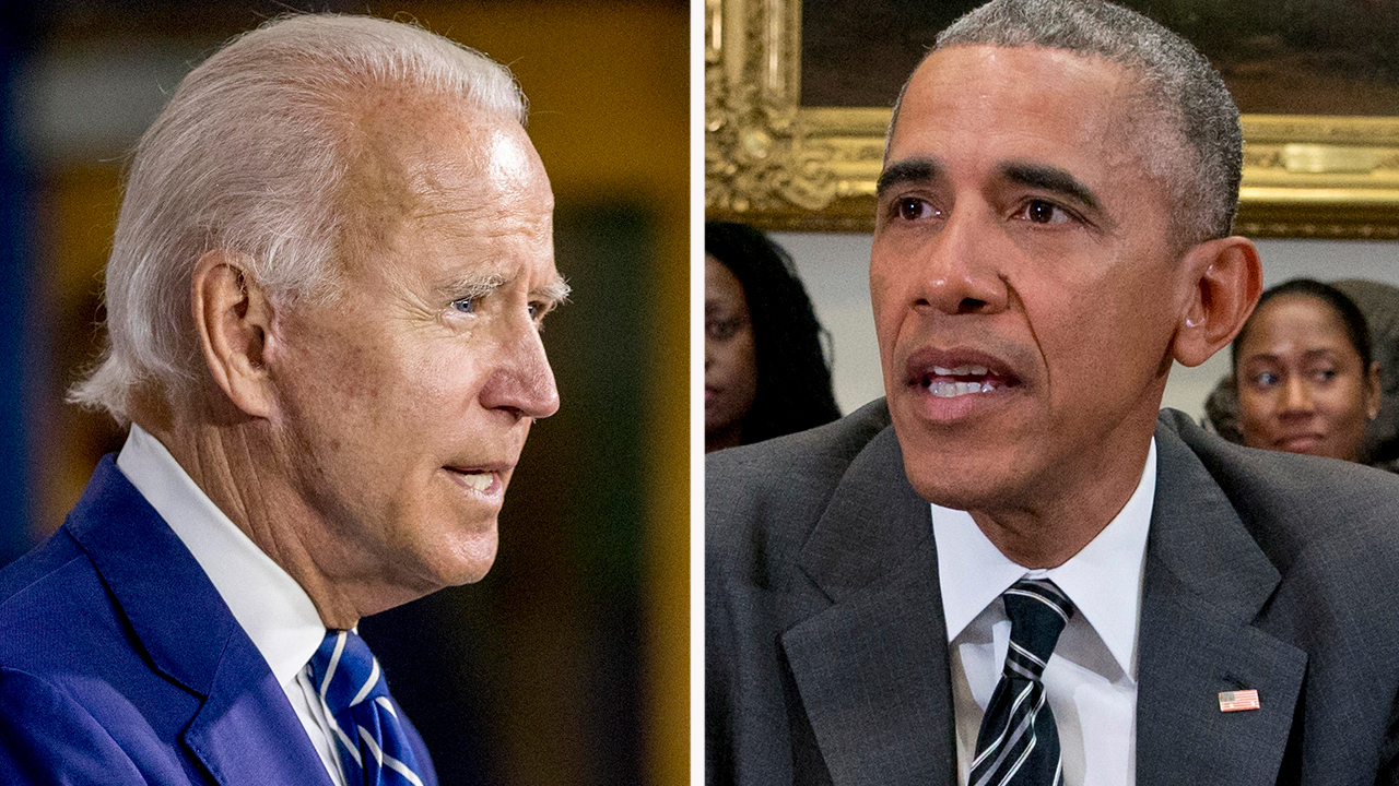 Biden turns to Obama for 2020 support