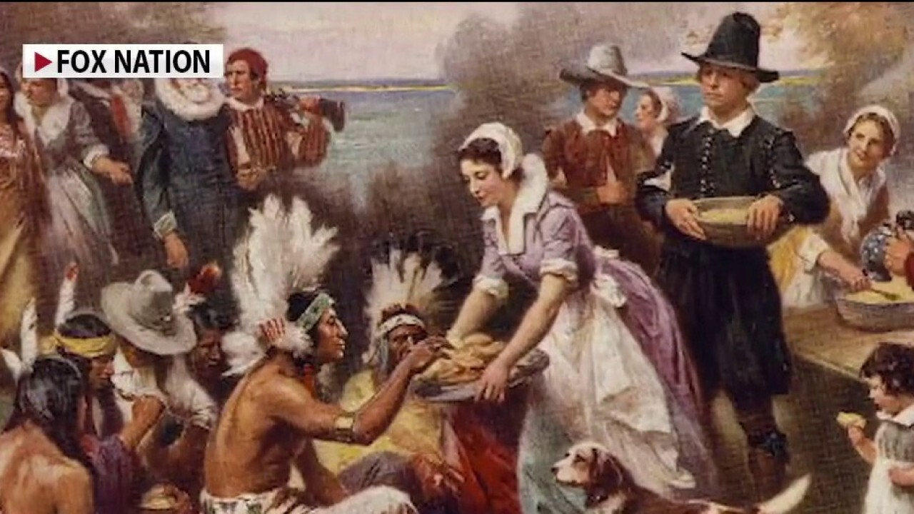 Exploring the real history of Thanksgiving and why it resonates differently this year - fox