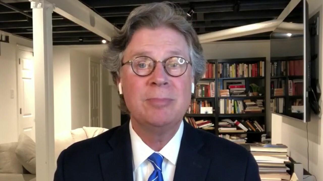 Byron York: Biden administration sending 'weird' message on COVID