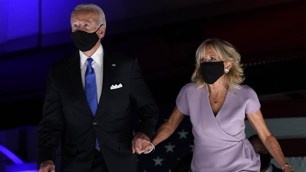 Attacking 'Joe Biden's America'