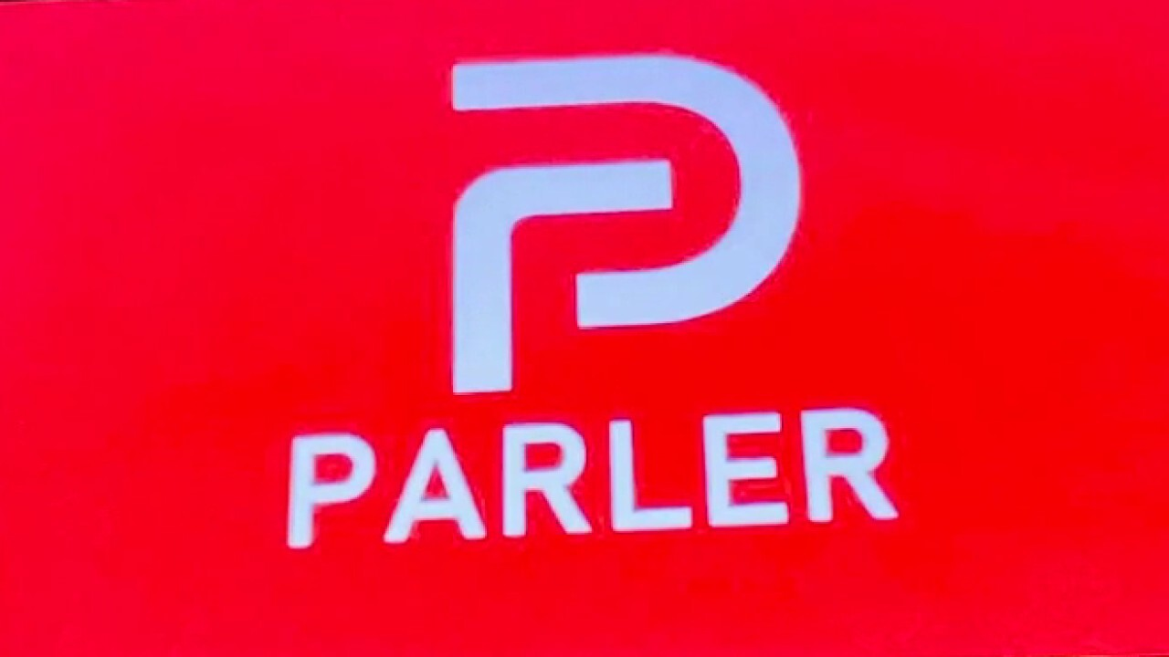 Parler sues Amazon for cutting off its services