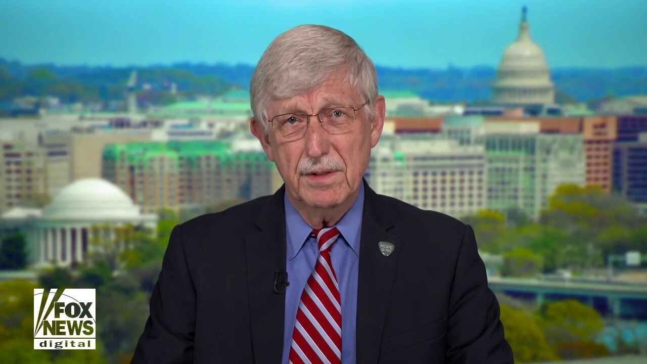 Dr. Francis Collins details his experience as NIH director during the pandemic