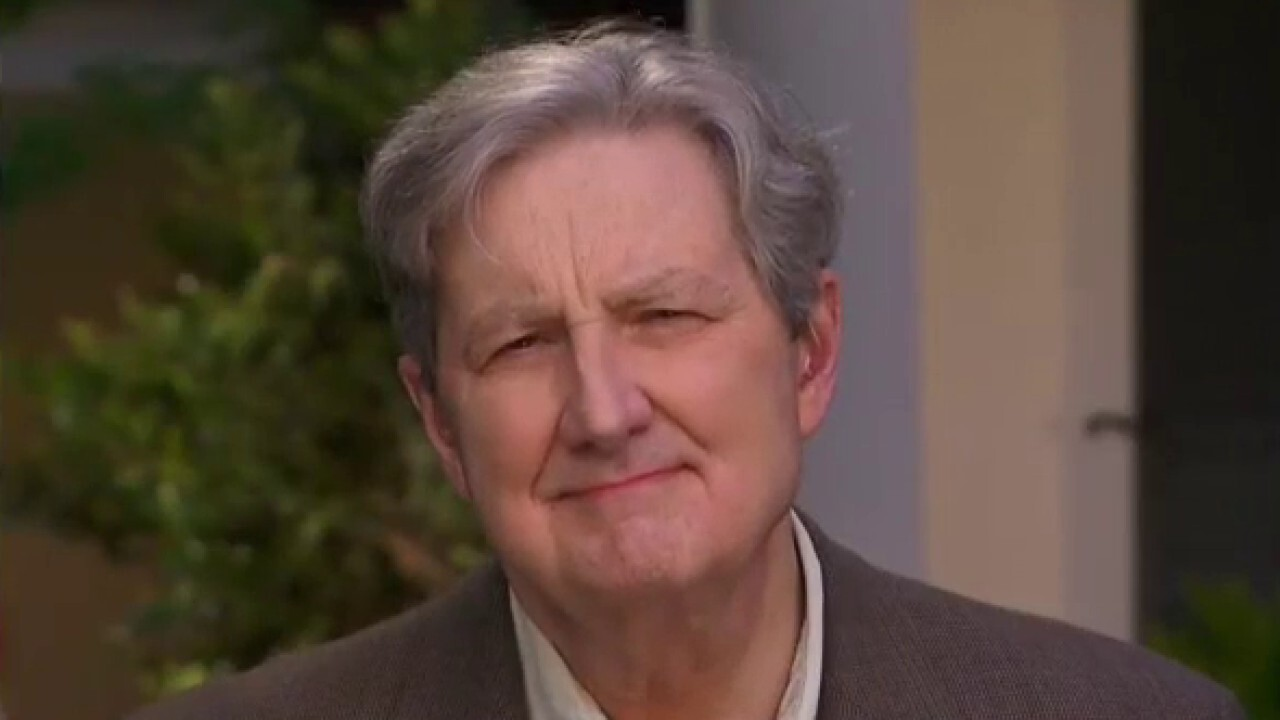 Sen. John Kennedy: We have to open the US economy soon or it will collapse