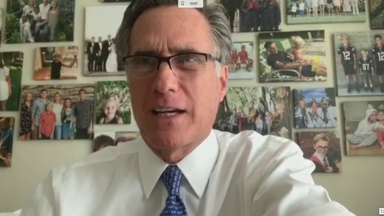 Romney to Fauci: Will we see a vaccine this year?