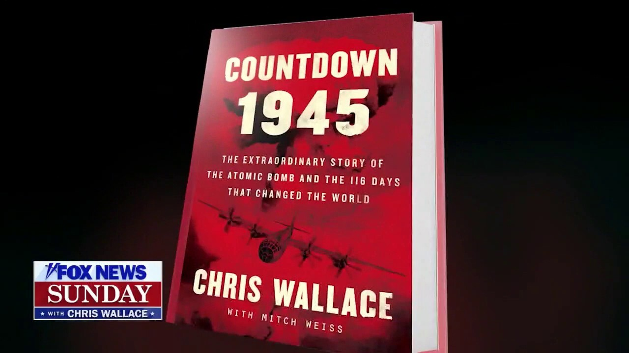 Reviewers call 'Countdown 1945' a history thriller