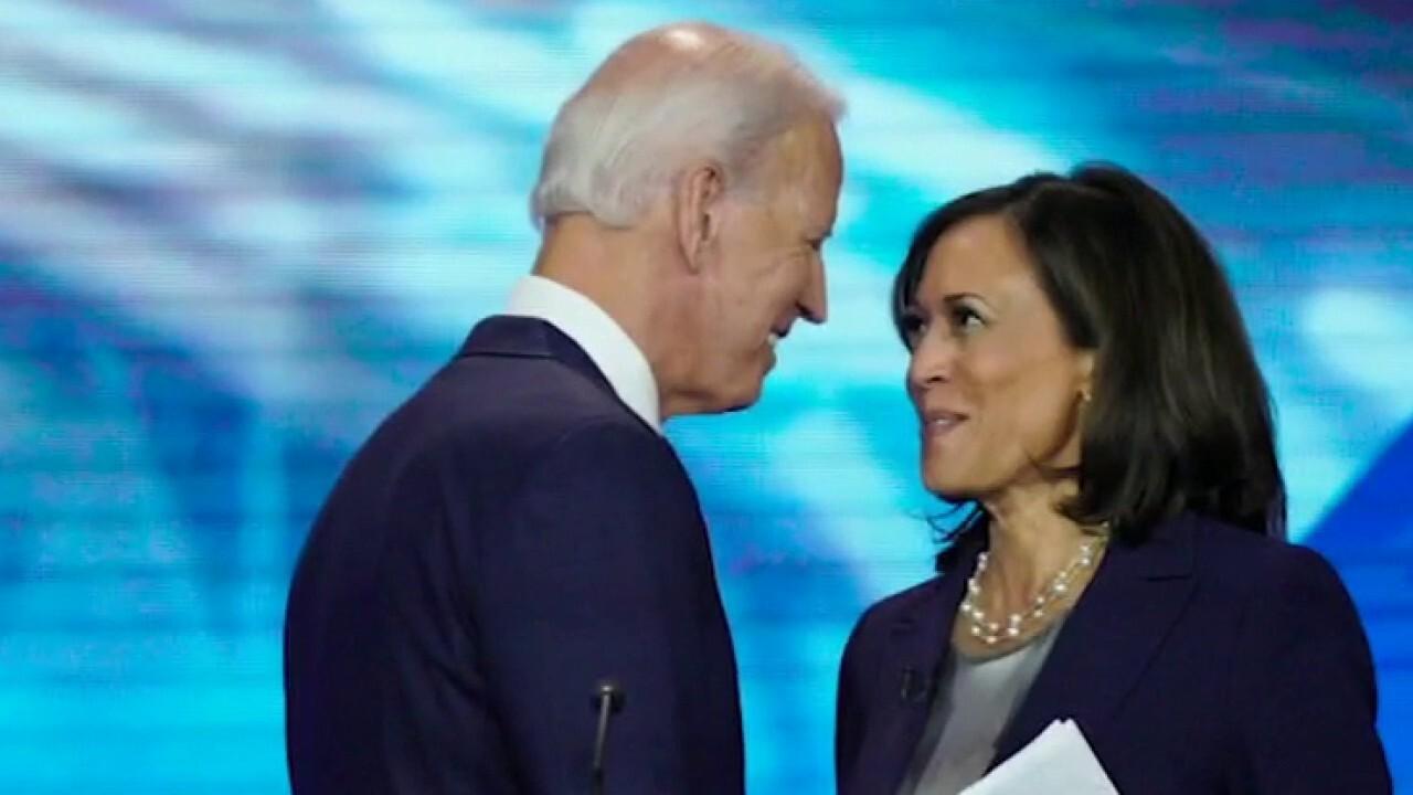 Doug Schoen: Kamala Harris as VP pick was smart move by Biden