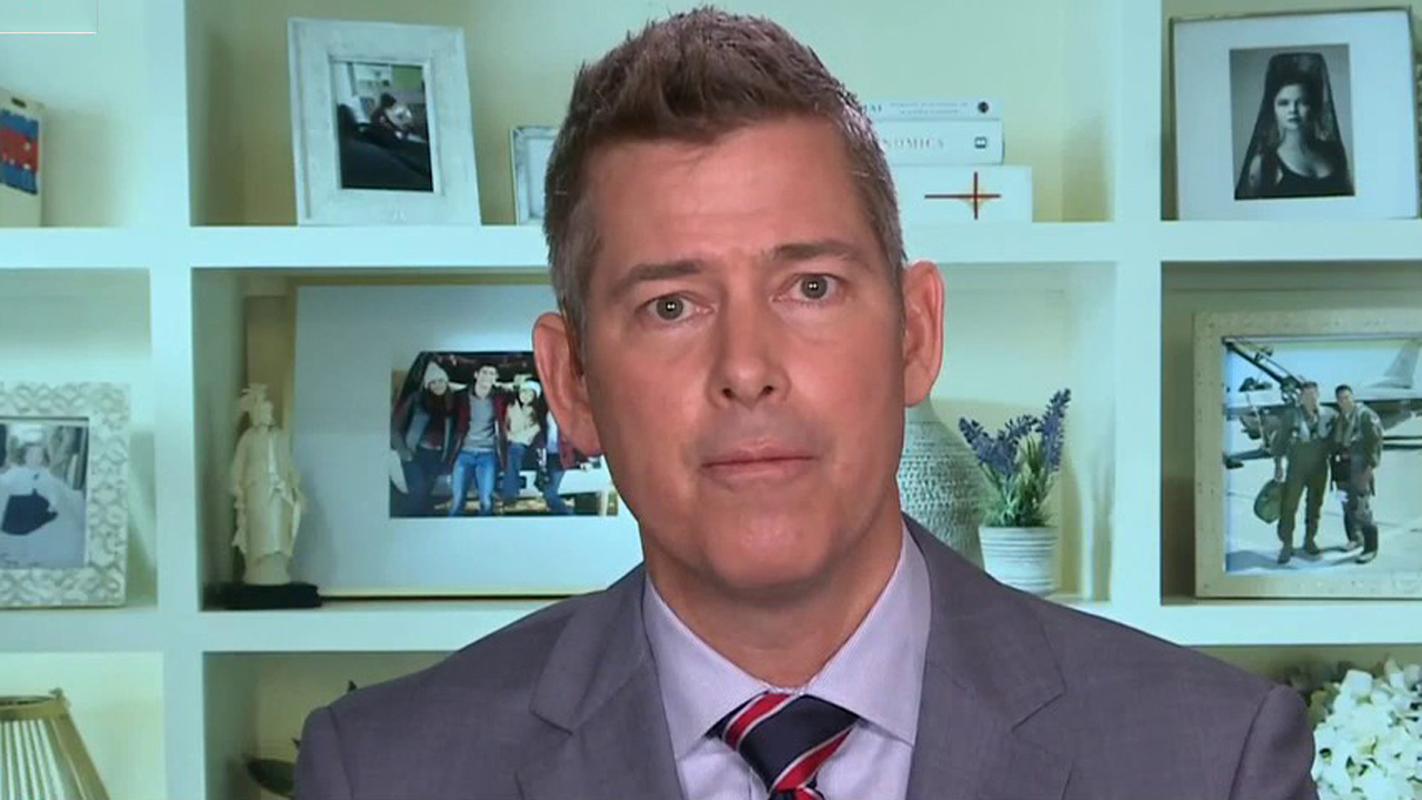 Sean Duffy 'horrified' to see 'thugs' disrespect the Capitol building