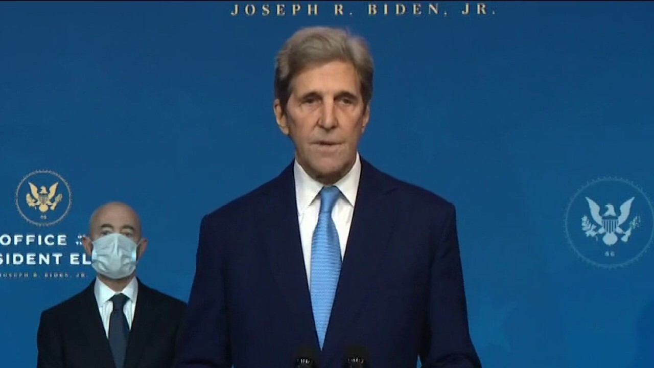 John Kerry is 'the right person' to tackle climate change: Ex-Obama campaign spokesperson