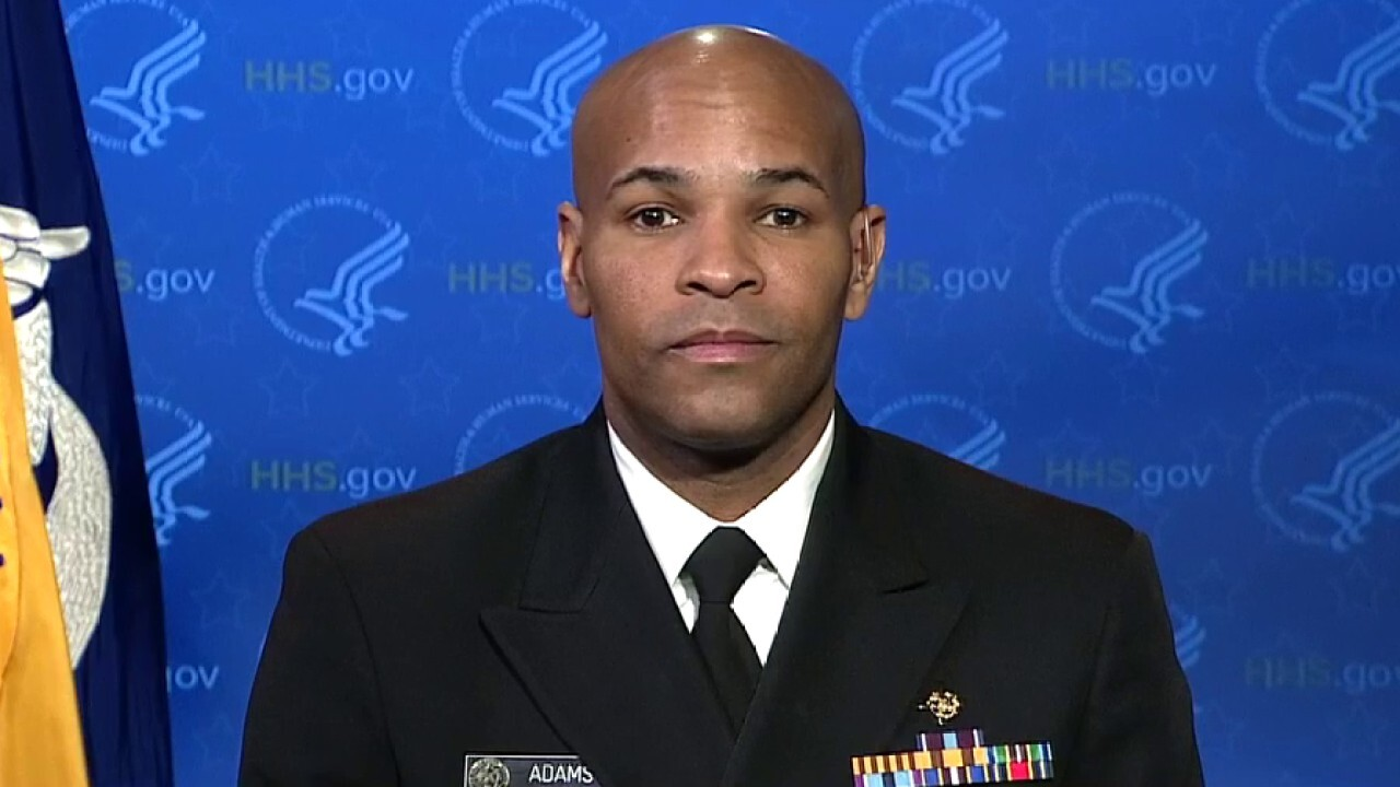 Surgeon general on what's next after '15 days to slow the spread'