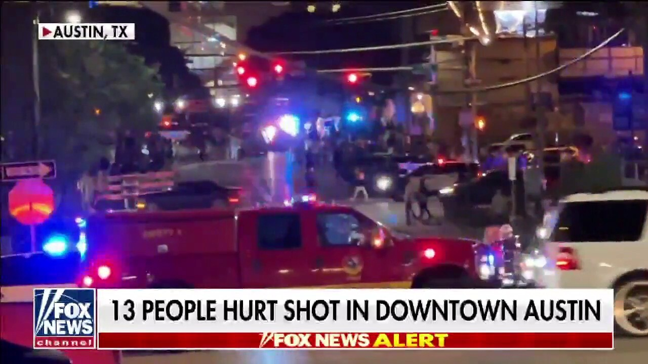 Downtown Austin shooting leaves at least 13 injured