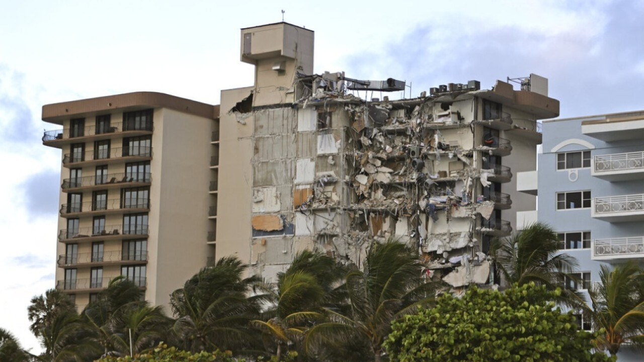 DeSantis calls for a timely investigation into the cause of the collapse and provided ways to support those impacted.