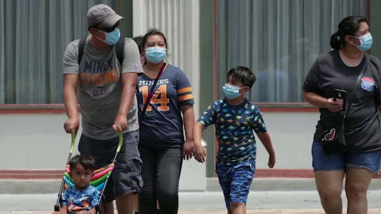 Coronavirus expert says Americans will be wearing masks for 'several years'