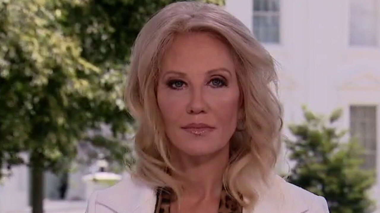 Conway: 'Liberty and justice for all' means everyone