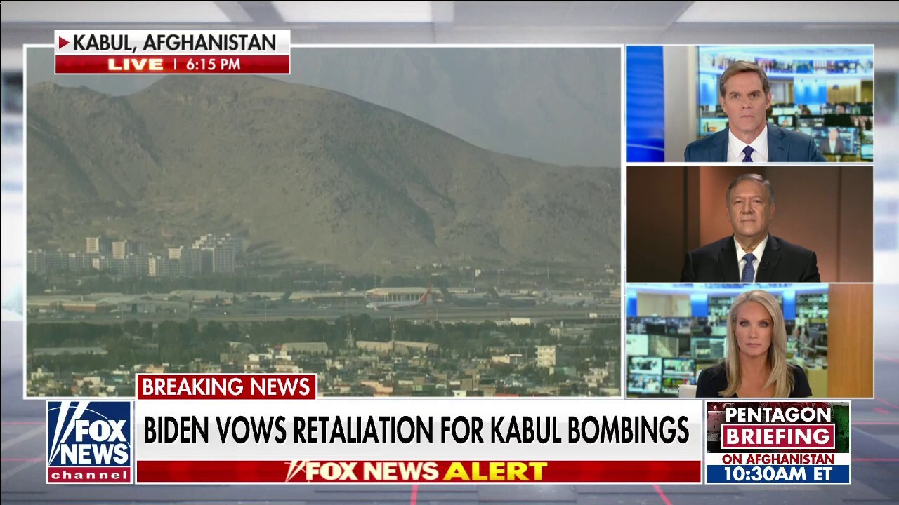 Mike Pompeo: Trump withdrew troops from Afghanistan thoughtfully and with conditions