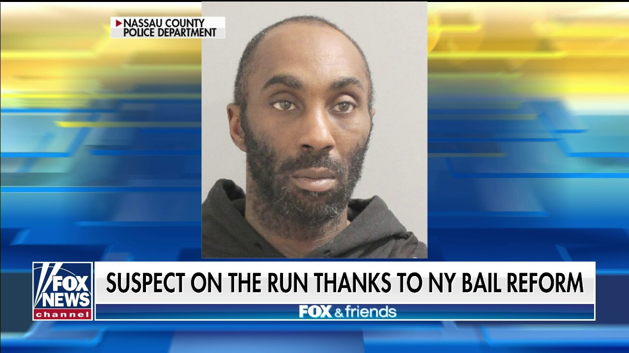 Two-time accused bank robber walks free thanks to New York's bail reform law