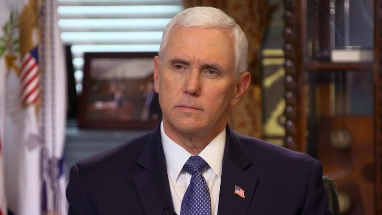 Vice President Pence goes inside how the White House Coronavirus Task Force works