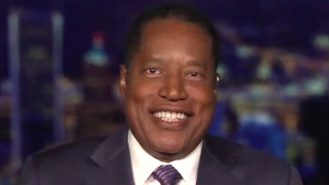 Larry Elder on recall election: It's good news that the lines are long