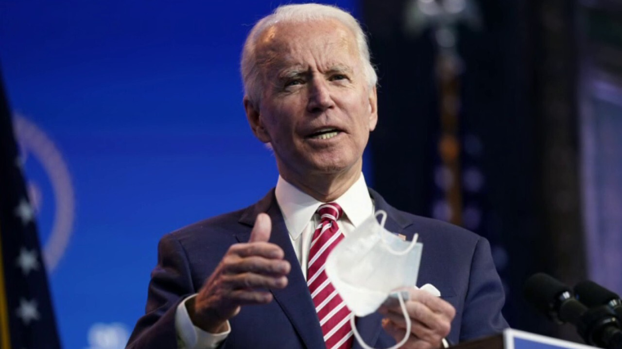 Electoral College affirms Biden victory in 2020 presidential election