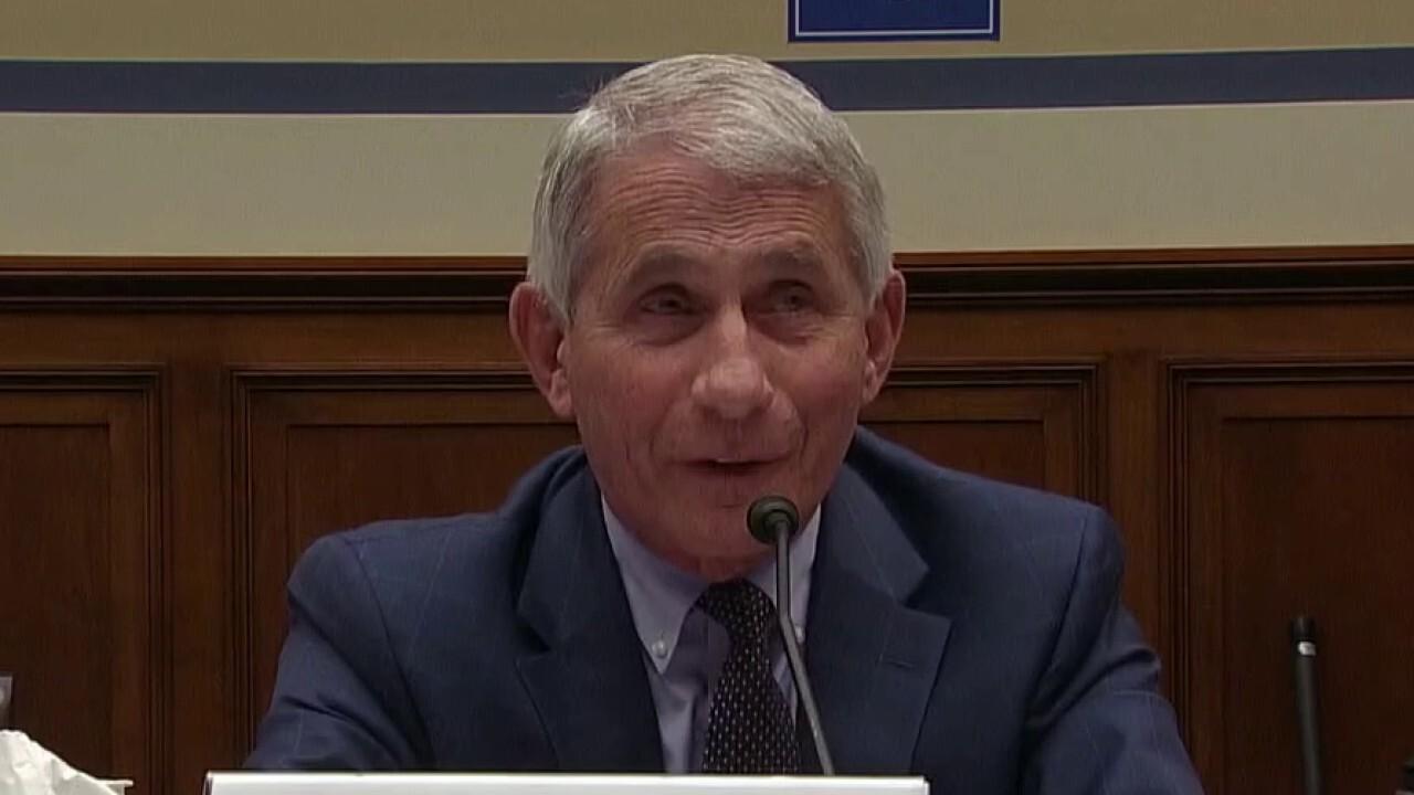 Dr. Fauci expresses optimism over potential coronavirus vaccine