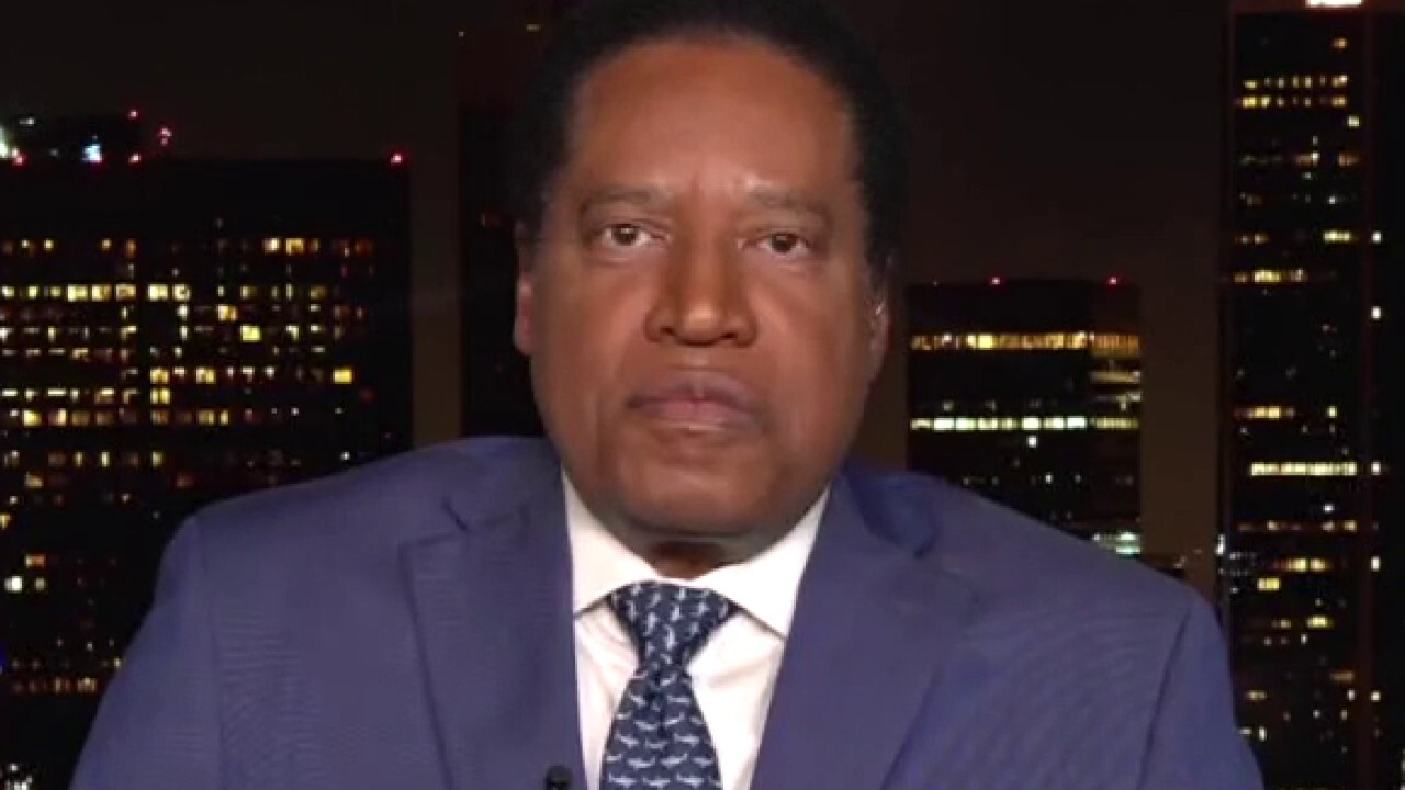 Larry Elder on why he decided to go up against Newsom in California gov race