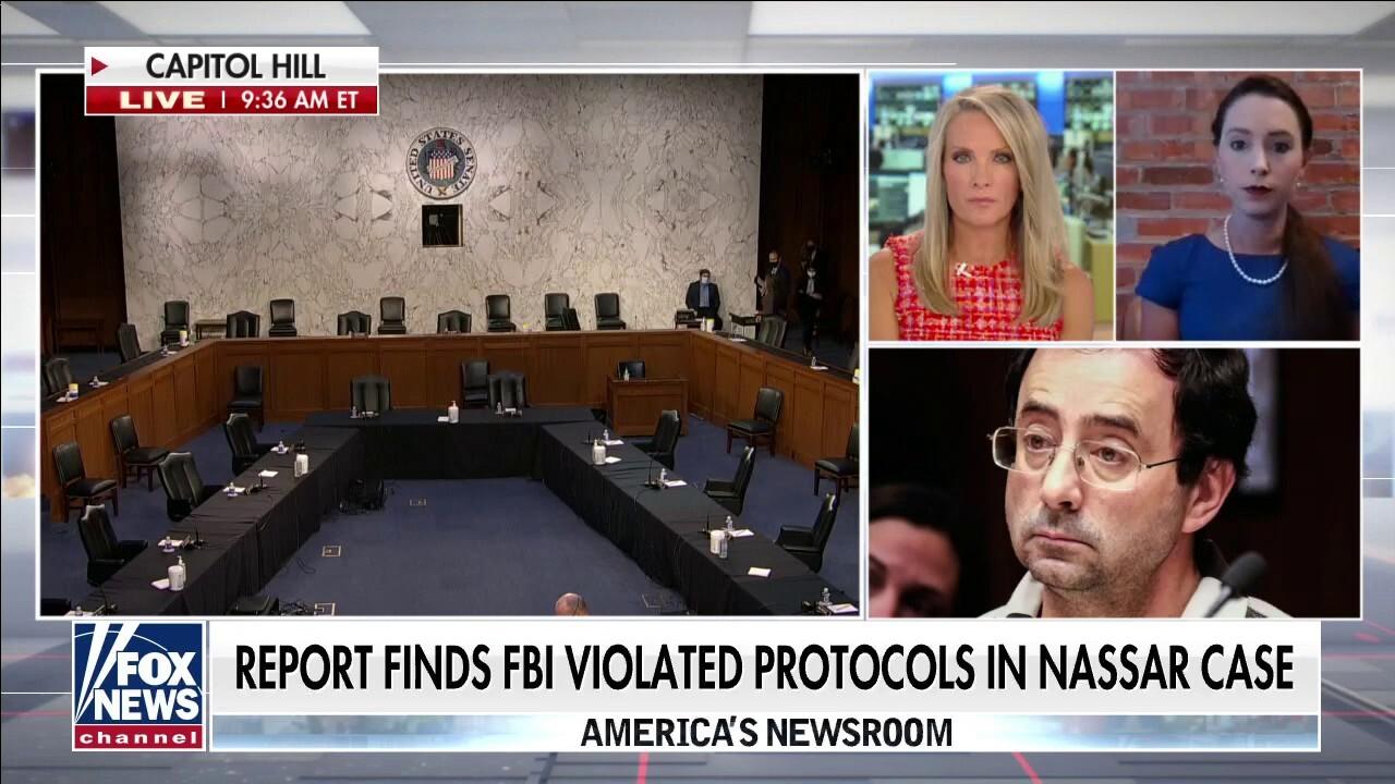 Report finds FBI violated protocols in Nassar case