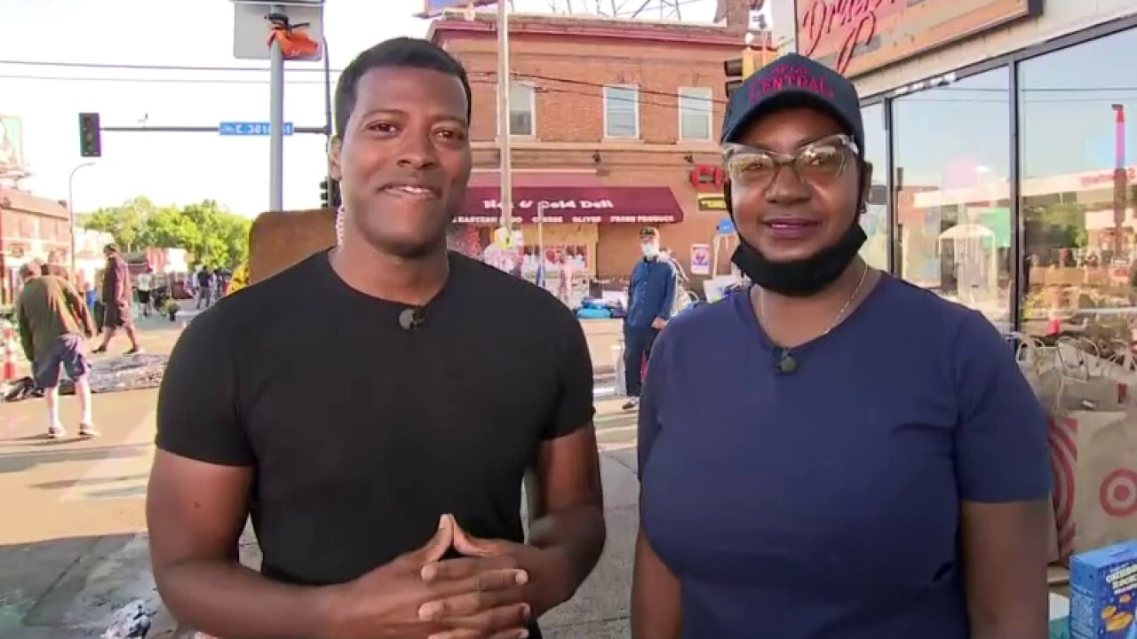 Iraq War veteran Rob Smith helps raise over $50K for Minneapolis community impacted by riots