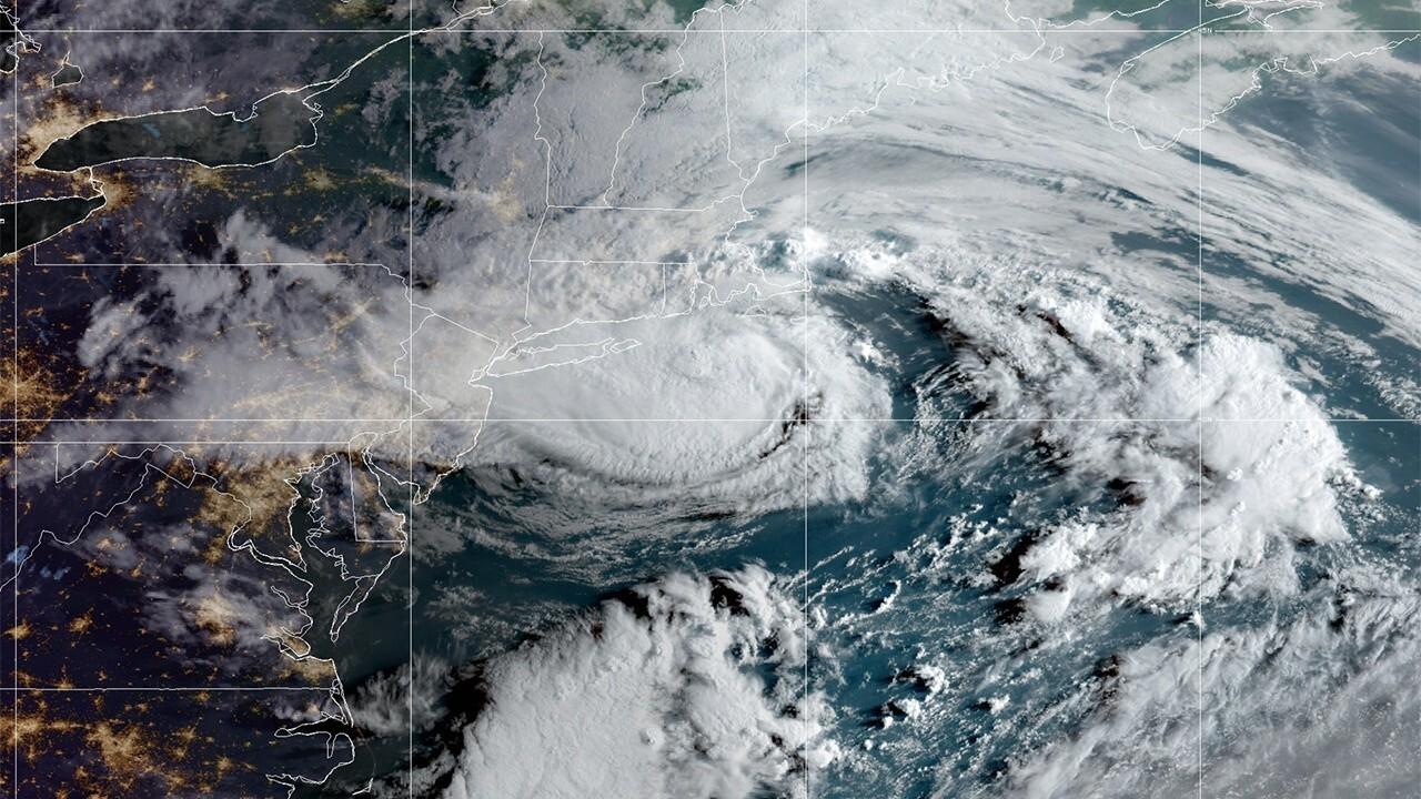 Tropical Storm Henri barrels towards East Coast