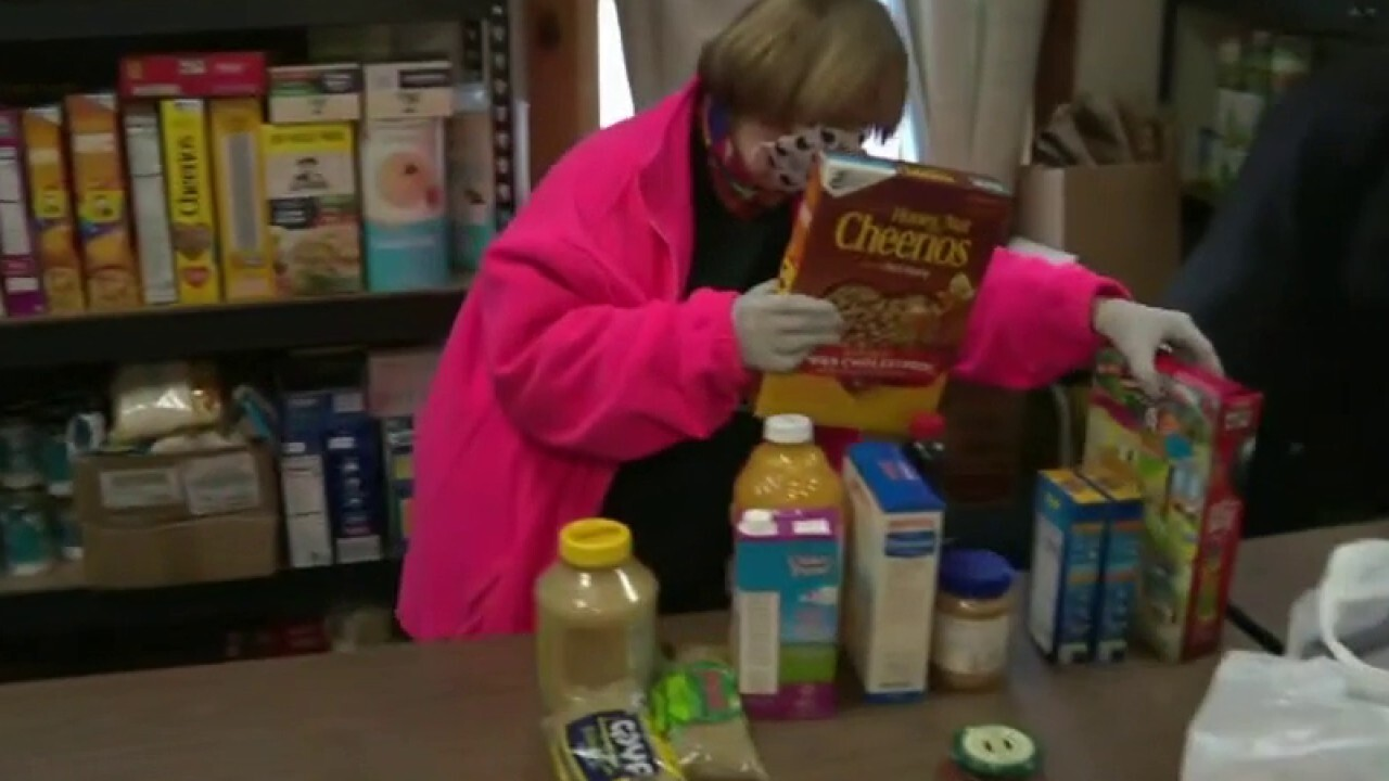 New Jersey community comes together to feed Americans in need