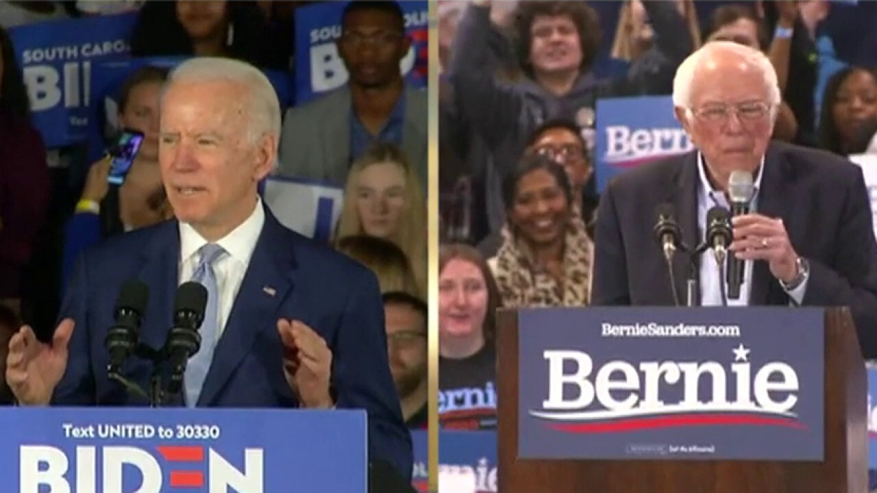 Gutfeld on Bernie vs. Joe