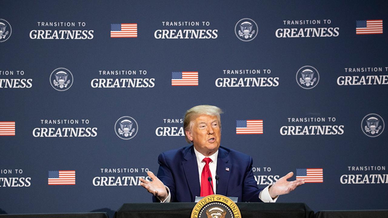 President Trump moves Tulsa rally to June 20
