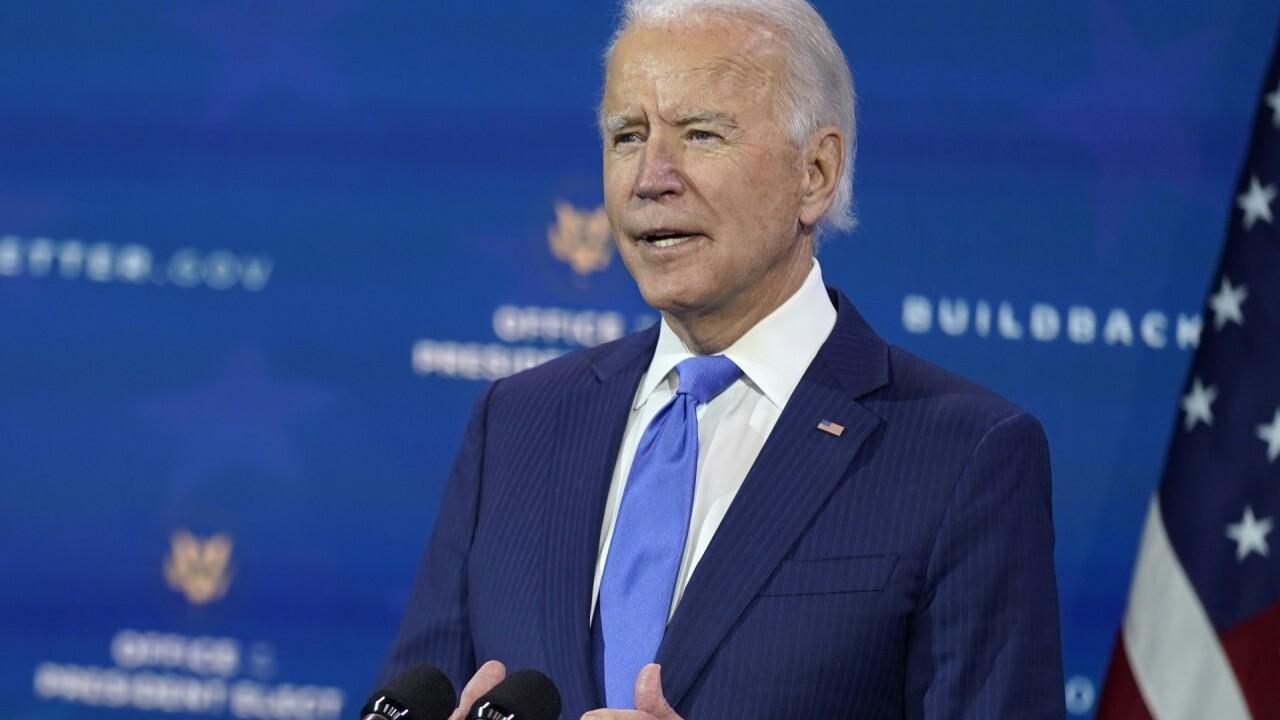 Biden urges taking coronavirus vaccine, wearing masks but says they shouldn't be mandatory - Fox News