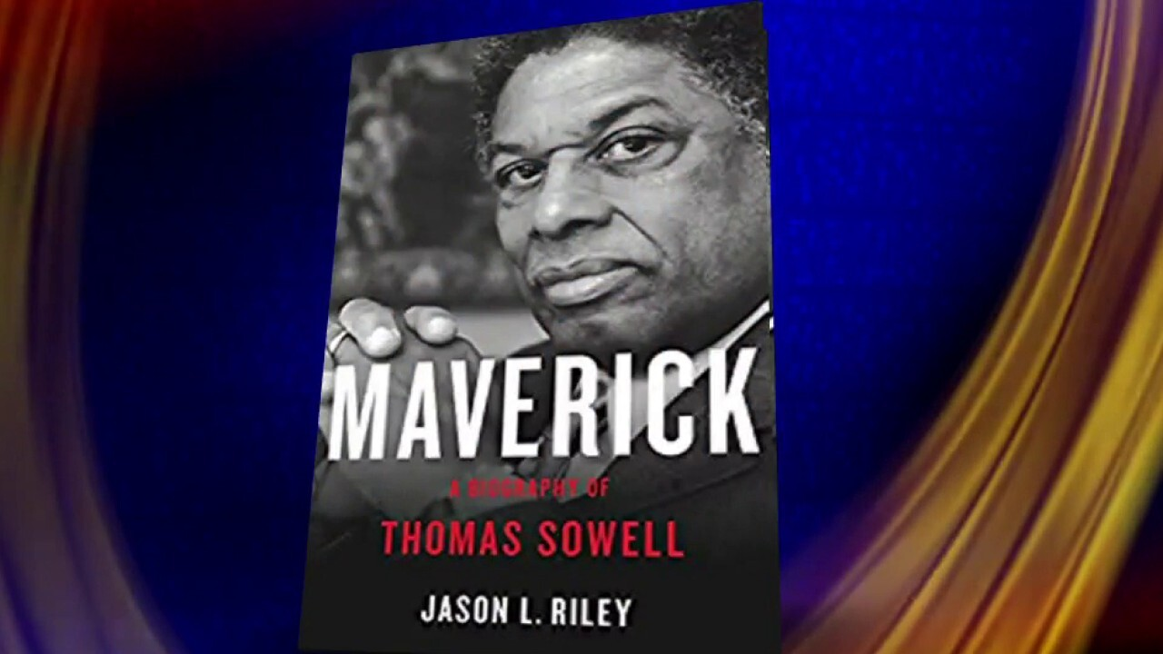"""""""Maverick"""": The New Biography of Thomas Sowell"""