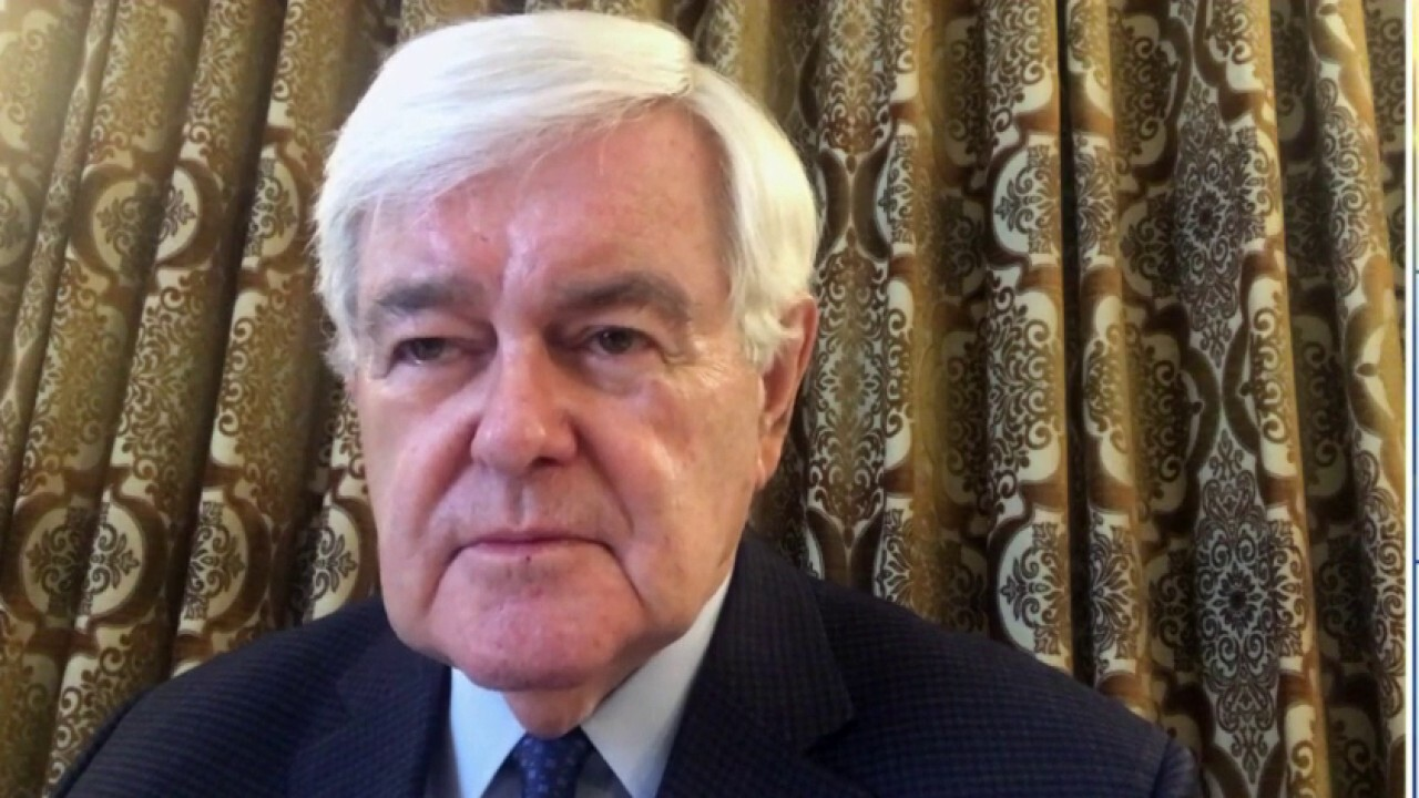 Newt Gingrich's strategy for COVID-19 economic recovery