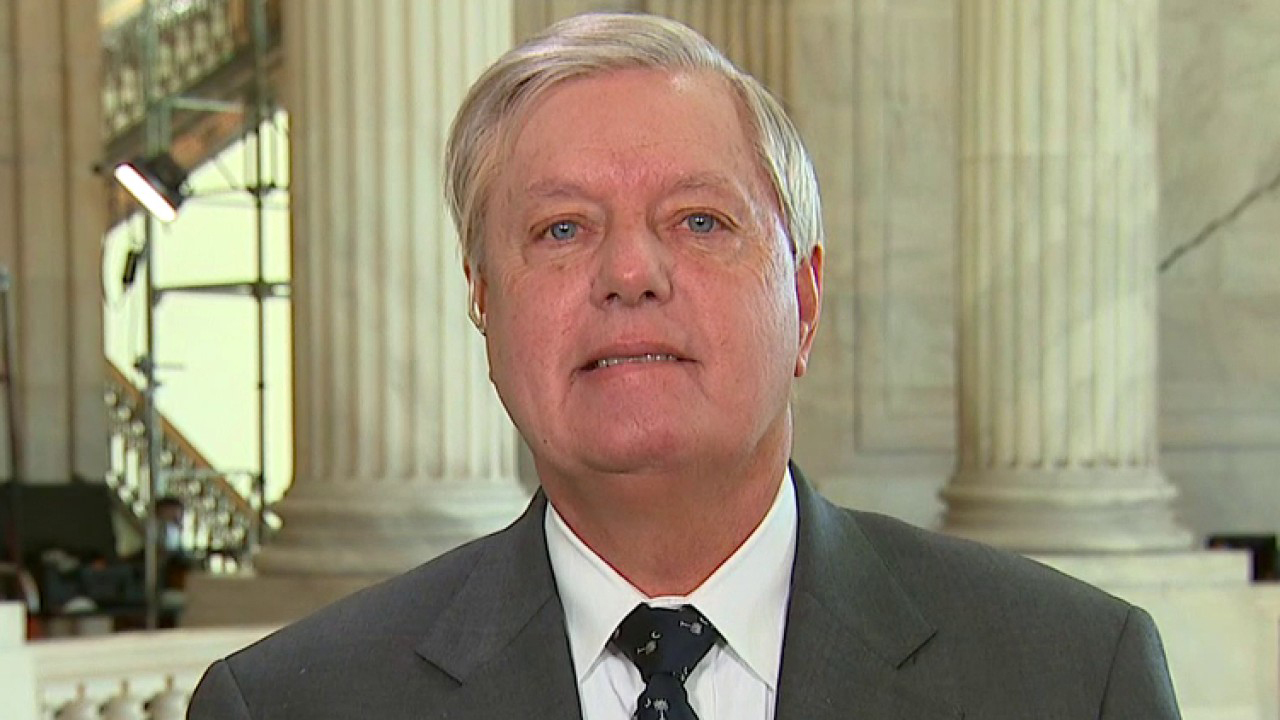 'Disgusting' if Jeff Bezos, Amazon chose not to help Trump admin with vaccine rollout: Sen. Graham