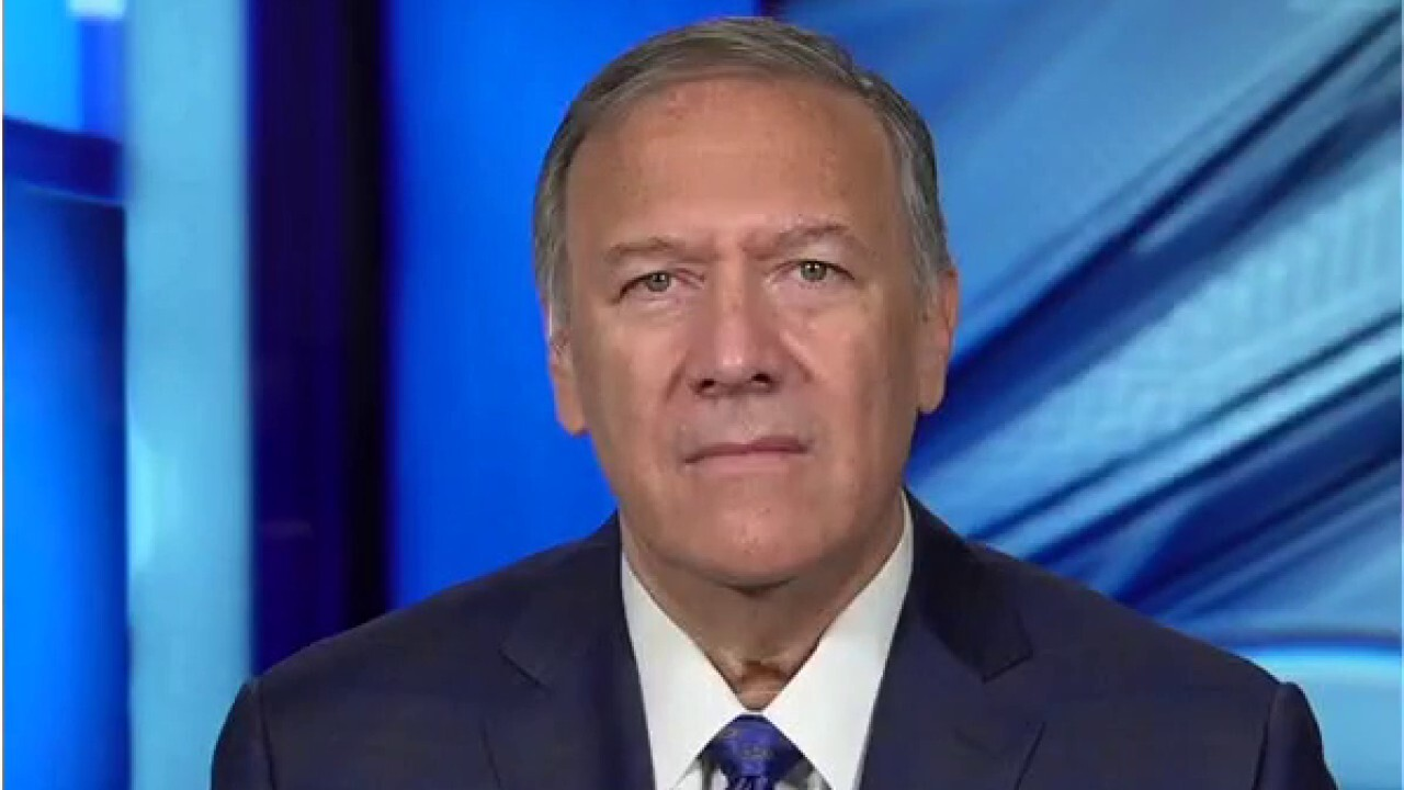 Pompeo slams the Biden administration's handling of the troop withdrawal from Afghanistan