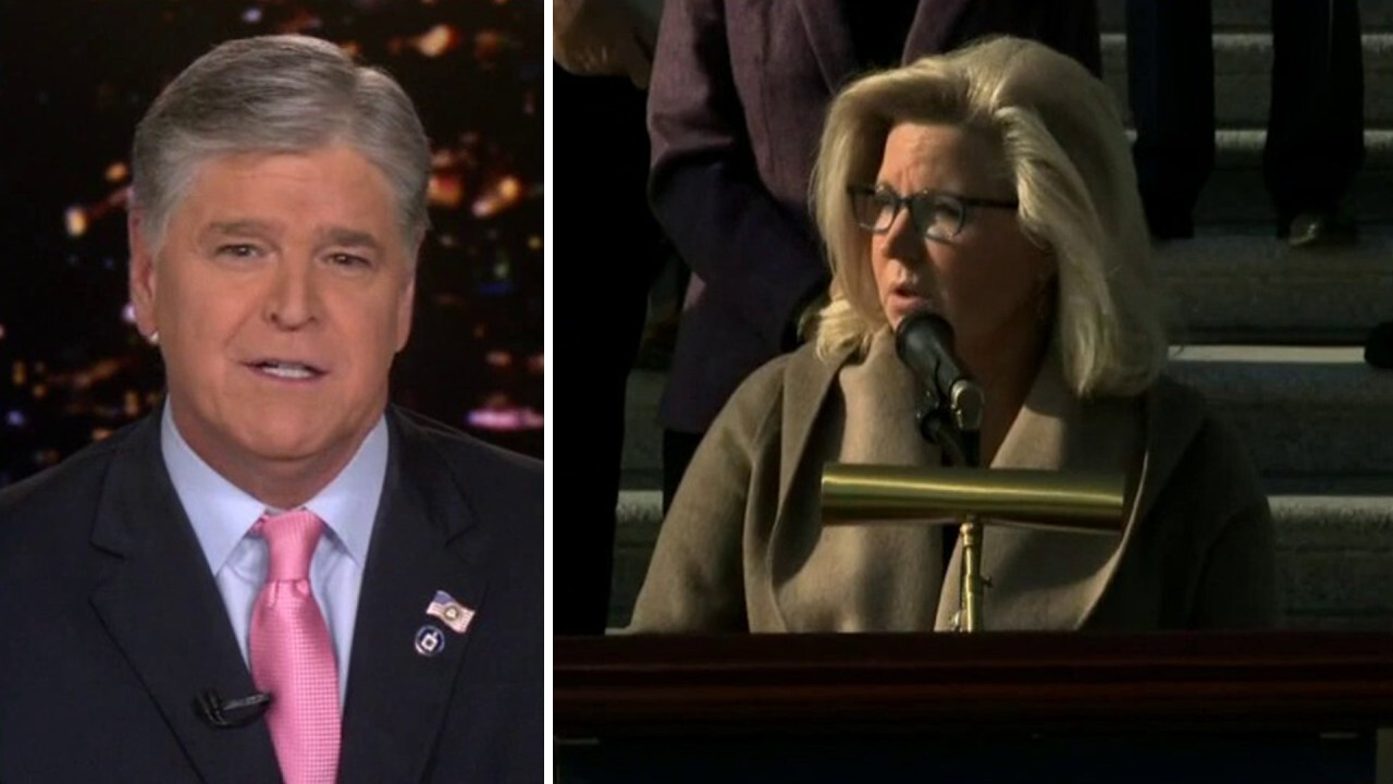 Hannity: Liz Cheney is not a modern day martyr