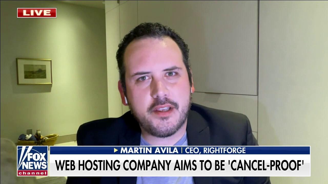 Big Tech's censorship is 'anti-American' behavior, CEO says