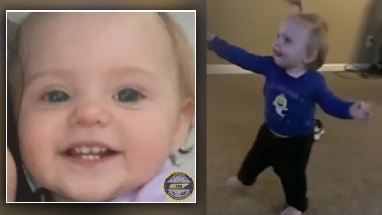 Search for missing 15-month-old Tennessee girl comes to tragic end