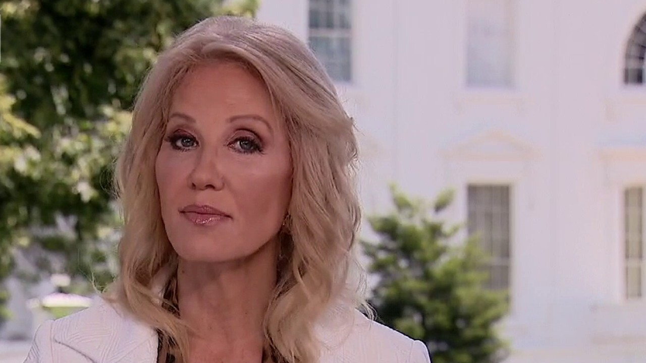 Kellyanne Conway: Trump willing to sign police reform bill, if it's reasonable