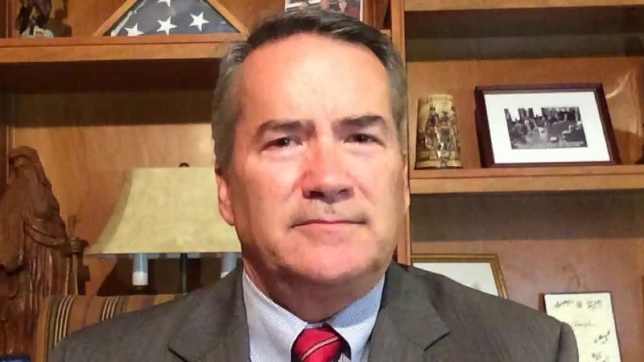 Rep. Jody Hice on new accusations of election interference from Russia