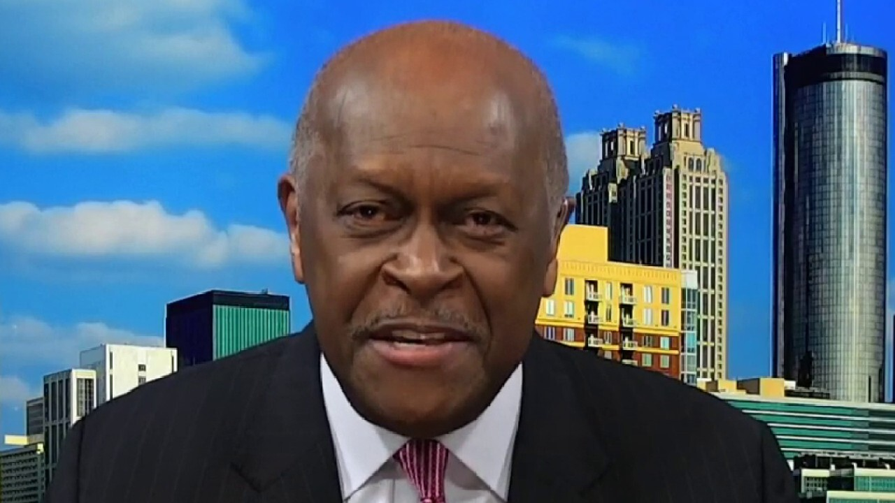 Herman Cain reacts to 'stunning' May jobs report: Consumers trust businesses more than politicians